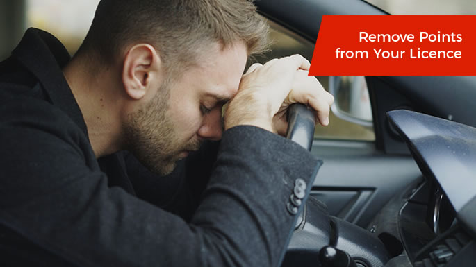 How Can I Remove Points From My Driving Licence?