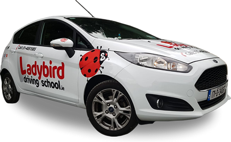 Ladybird Driving School Dublin Car
